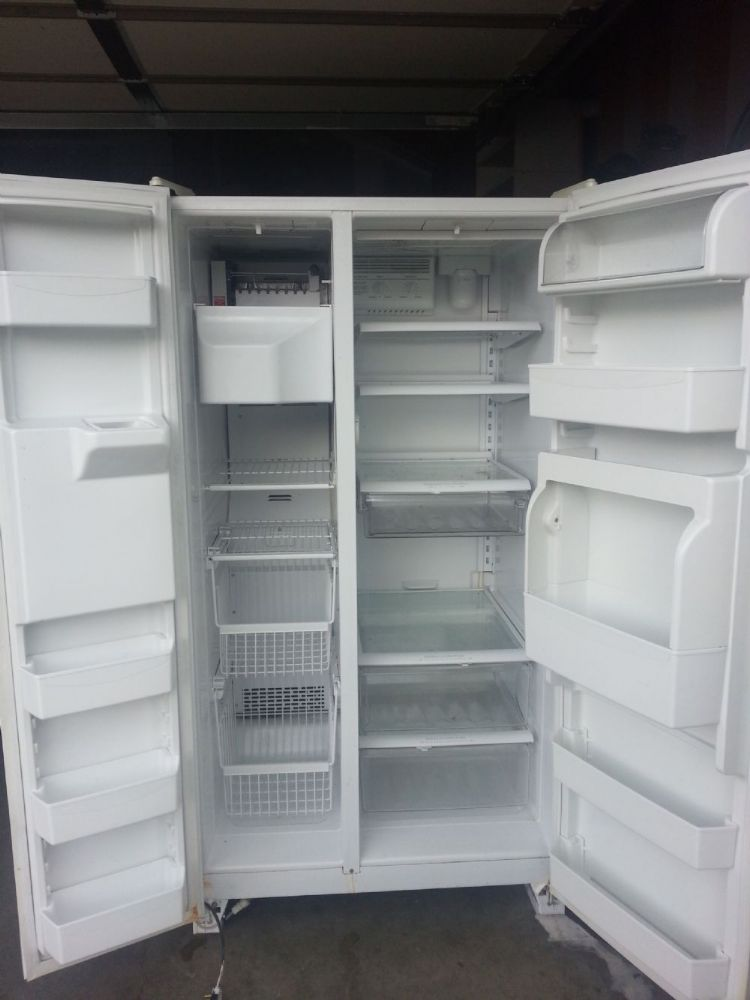 kenmore refrigerator side by side. kenmore refrigerator side by