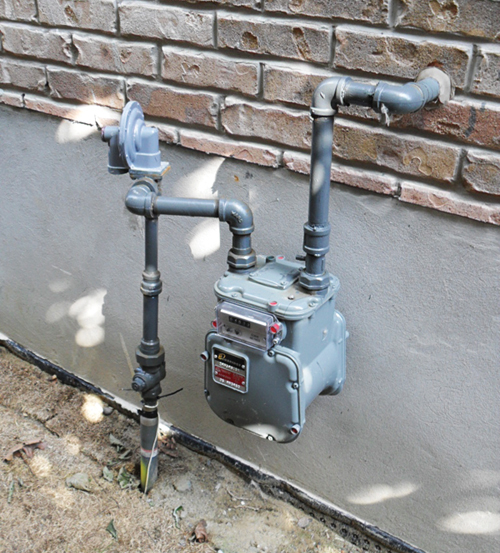 Inside A Gas Meter : Monroe gas line and meter inspections the voice of