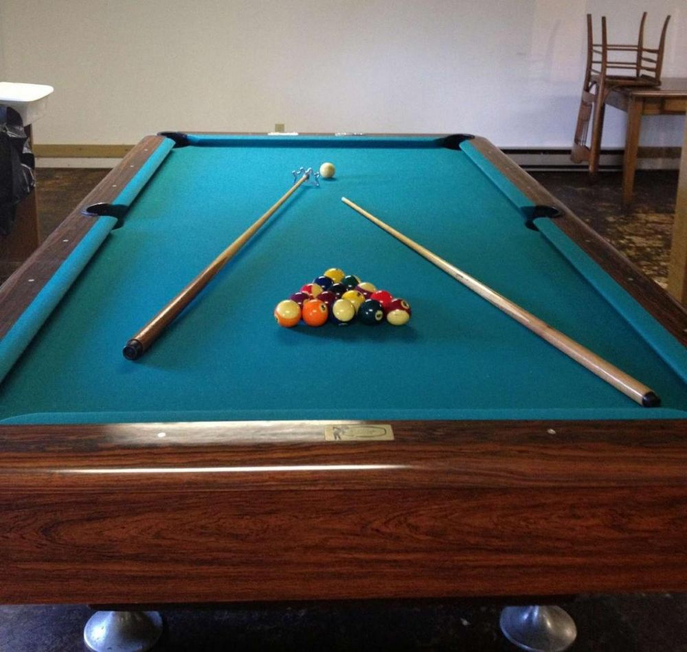 Pool Table For Sale The Voice Of Monroe Ohio - Cue master pool table